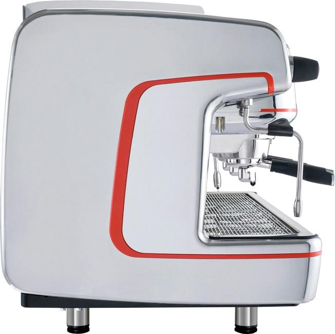 Кофемашина LA CIMBALI M100 HDDT3 SILVER низкие группы - 1