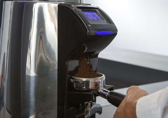 Кофемолка LA CIMBALI Magnum On demand PVD - 2