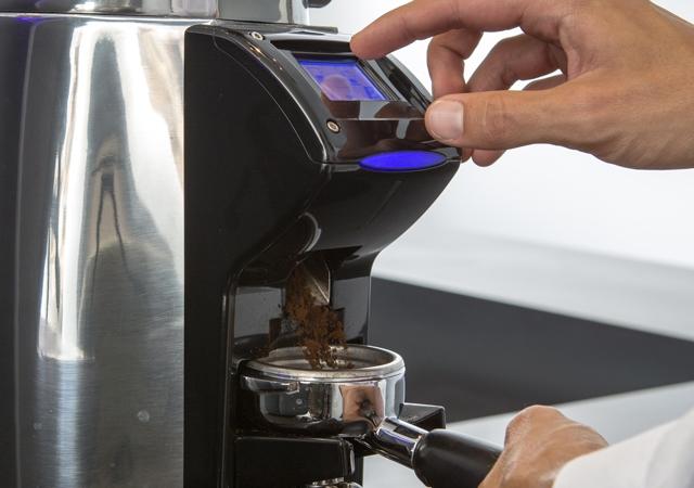 Кофемолка LA CIMBALI Magnum On Demand Wireless PVD - 1