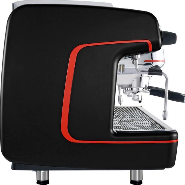 Кофемашина LA CIMBALI M100 HDDT3 BLACK высокие группы - 2