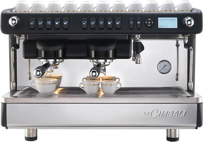 Кофемашина LA CIMBALI M26 SEDT/2 низкие группы - 1