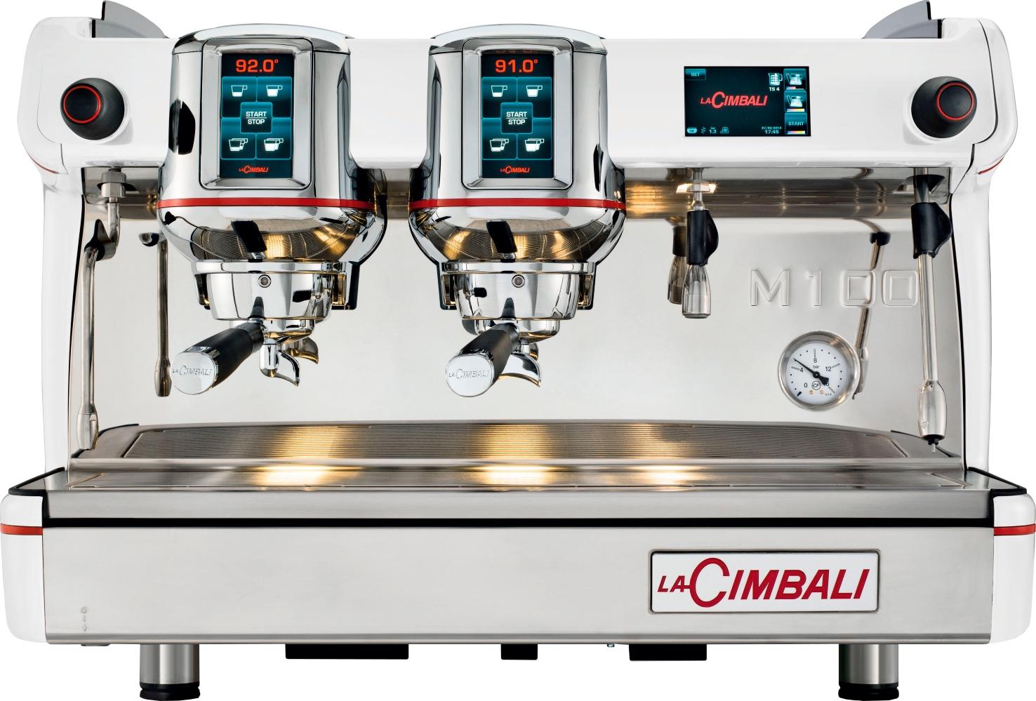 Кофемашина LA CIMBALI M100 HDDT2 высокие группы - 1