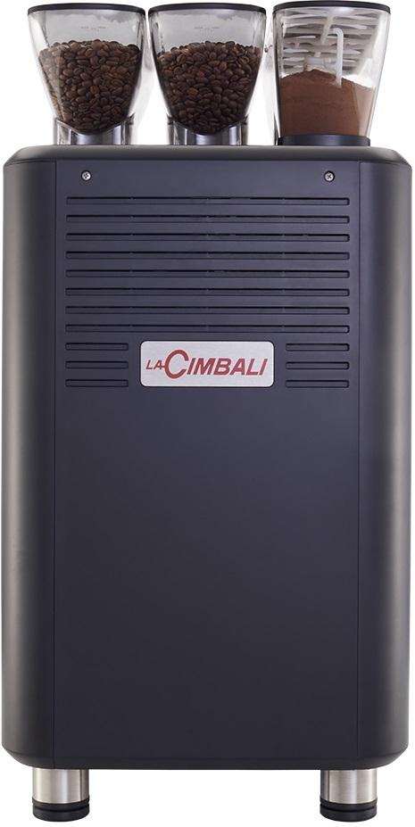 Кофемашина LA CIMBALI S15 CS10 Milk PS (2 кофемолки) - 2