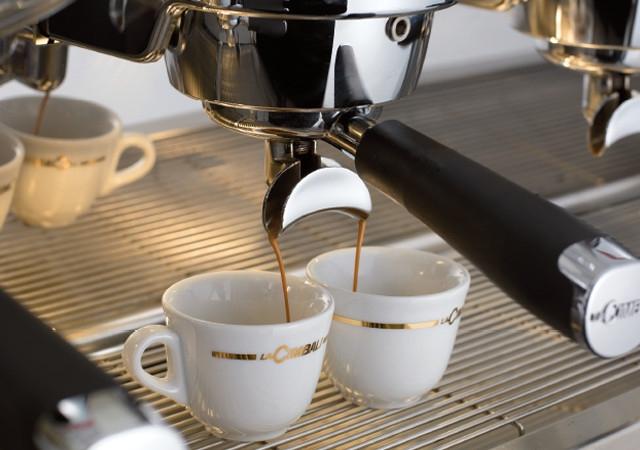 Кофемашина LA CIMBALI M100 HDDT3 BLACK высокие группы - 3