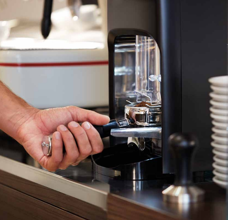 Кофемолка LA CIMBALI Elective - 3